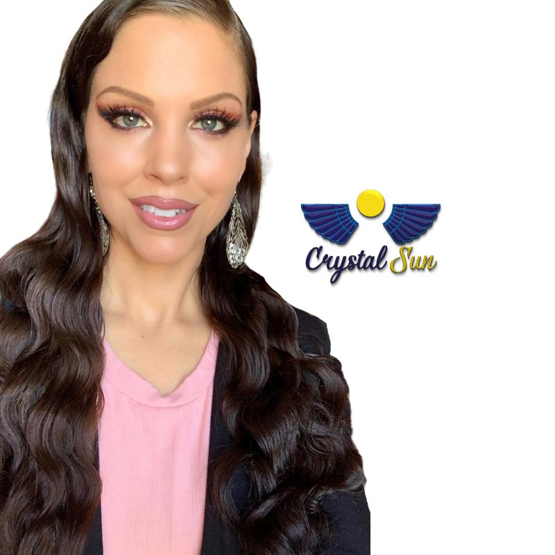 Meet with Crystal Sun