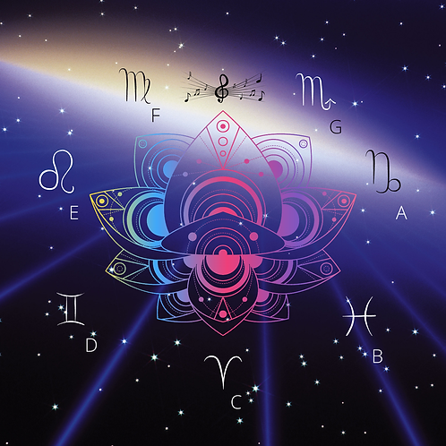Solfeggio Frequencies by Crystal Sun
