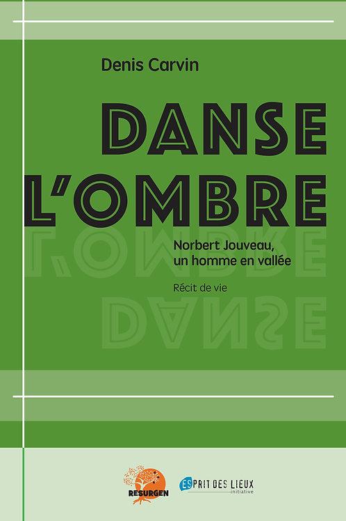 Danse l'ombre - Denis Carvin