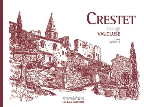 Crestet, village de Vaucluse