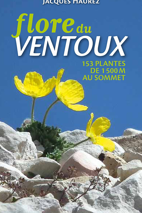 Flore du Ventoux (de 1500 m au sommet)