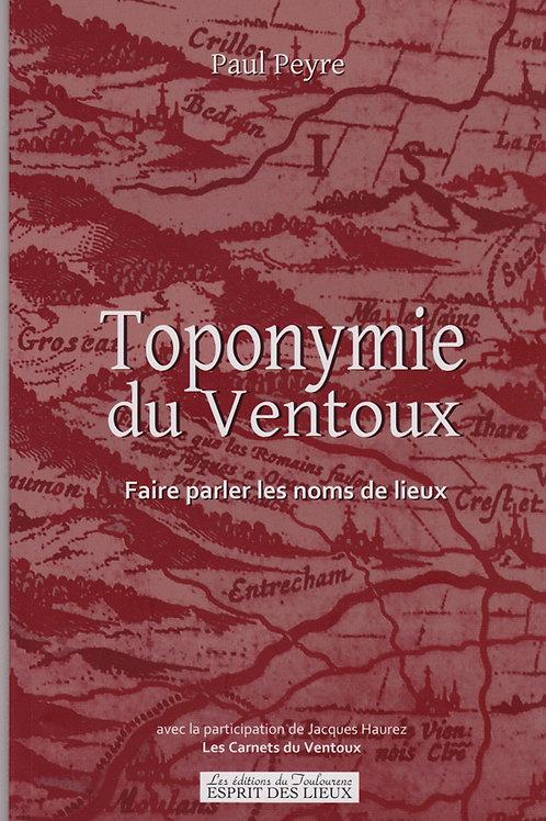 Toponymie du Ventoux