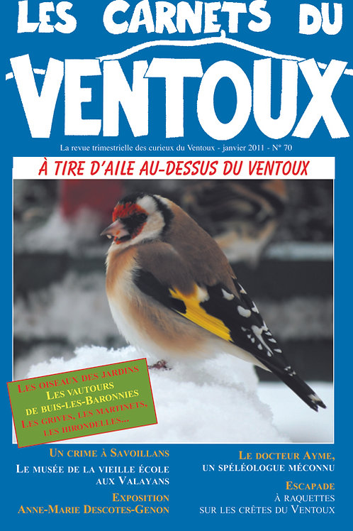 Carnet du Ventoux 70