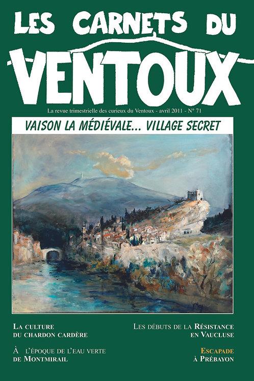 Carnet du Ventoux 71