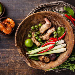 Try a cooking course and learn how to cook delicious Thai food...
