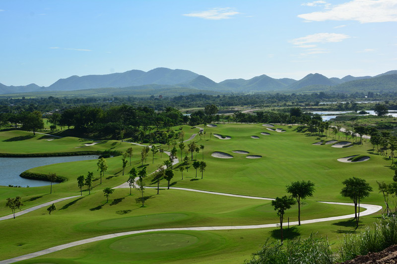 Grand Prix golf Kanchanaburi