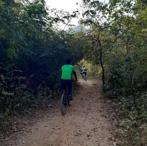 Off road bicyle tours can also be arrange if you love some more adventure...