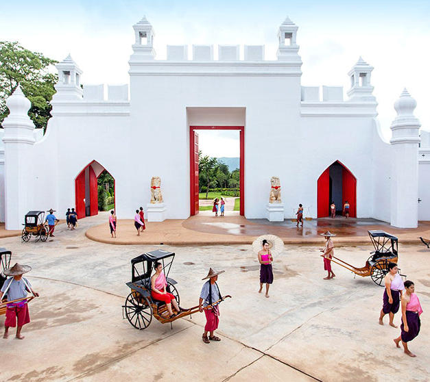 Go back in time and learn about Thai history at Mallika cultural village...