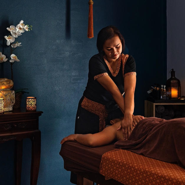 After a day of exploring enjoy a relaxing massage at Jay's...