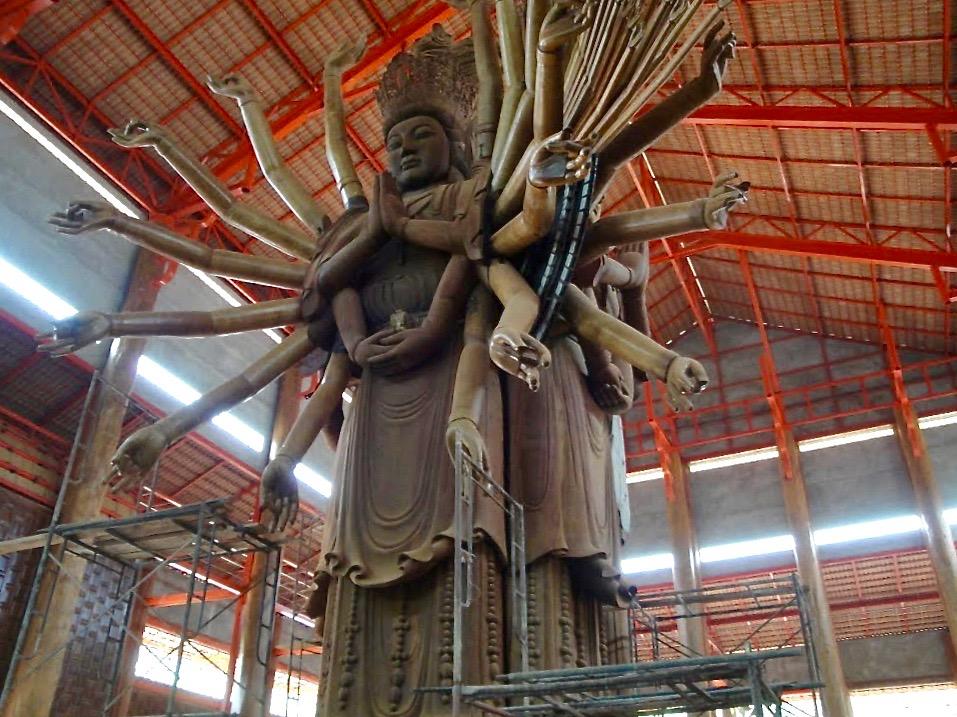 Wat Metthatam Kanchanaburi