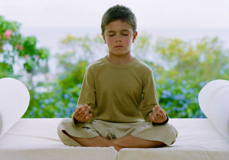 Meditating with your child
