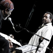 JAMES BLOOD ULMER & DAVID MURRAY BIG BAND