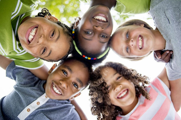 Children, leaders of tomorrow
