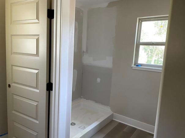 Owner Suite Shower