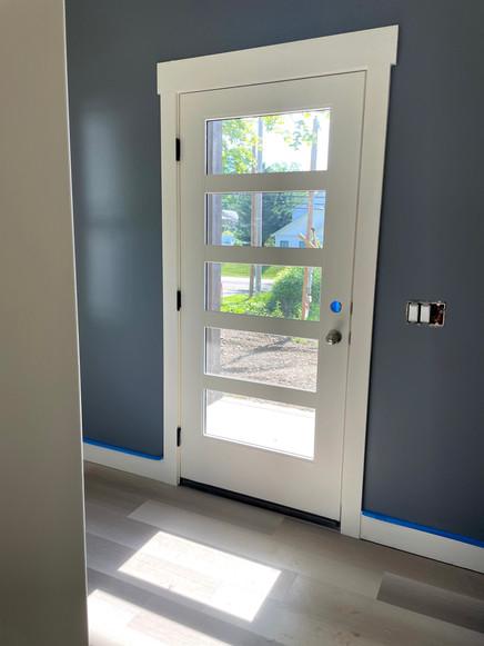 Entry - Interior