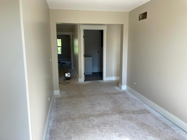 Upstairs Living Space