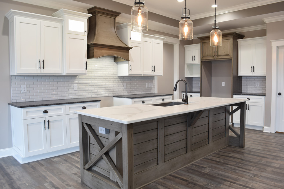 new construction kitchen remodel