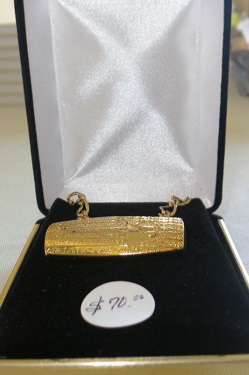 Cyrus Cylinder Necklace