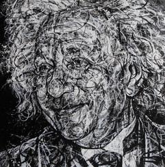 Some Kind of Cosmic Joke, Einstein