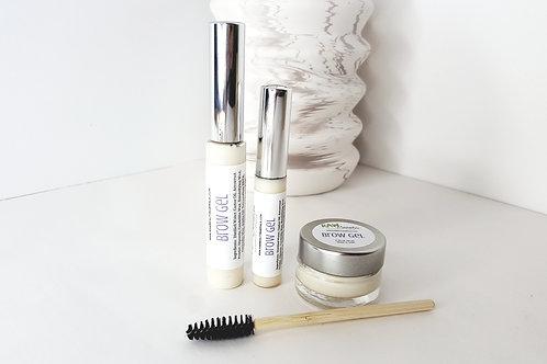 Organic Clear Brow Gel | Clear Mascara