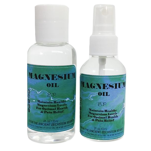 Pure Magnesium Oil Set With Spray and Refill
