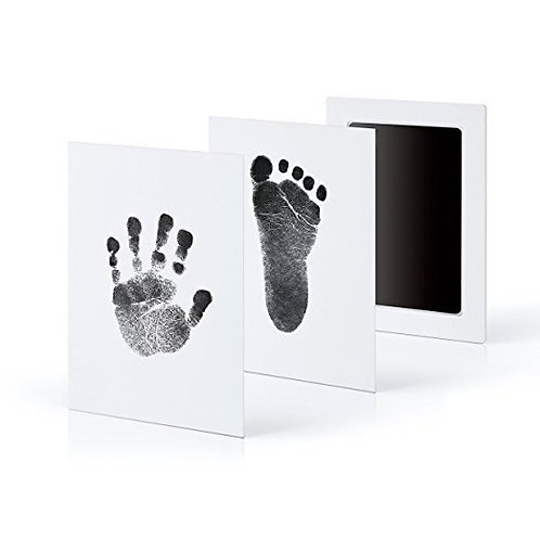 Baby Handprint/Footprint Pad Safe Easy to Clean No Mess Non-Toxic