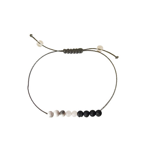 Releasing Anger + Nylon + Choice of Anklet or Bracelet