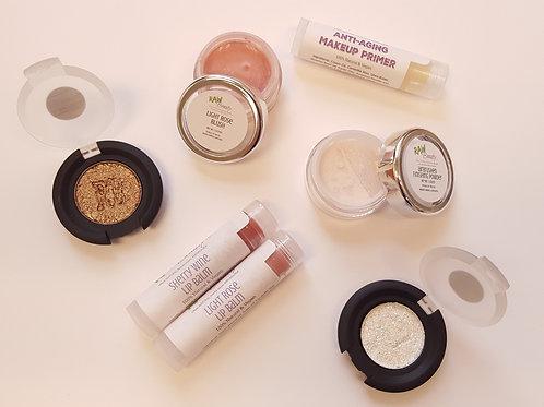 Organic/Vegan Color Me Beautiful Starter Makeup Set