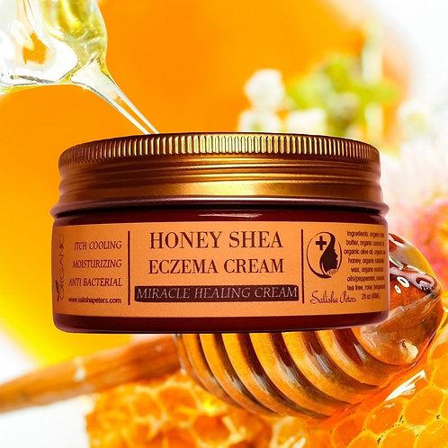 Healing Honey Eczema Cream