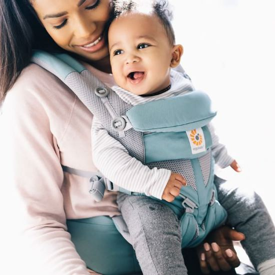 Ergobaby Omni 360 Carrier - Cool Air Mes
