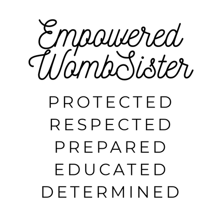 Become a WombSister FOR FREE today!