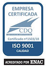 150318 ISO 9001 AUTOBUSES MORENO CANARIA