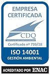79918 ISO 14001 AUTOBUSES MORENO CANARIA
