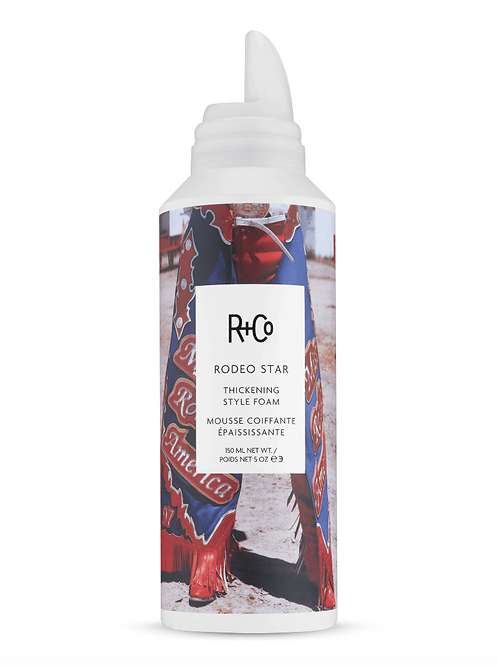 R+Co Rodeo Star Thickening Foam 150ml