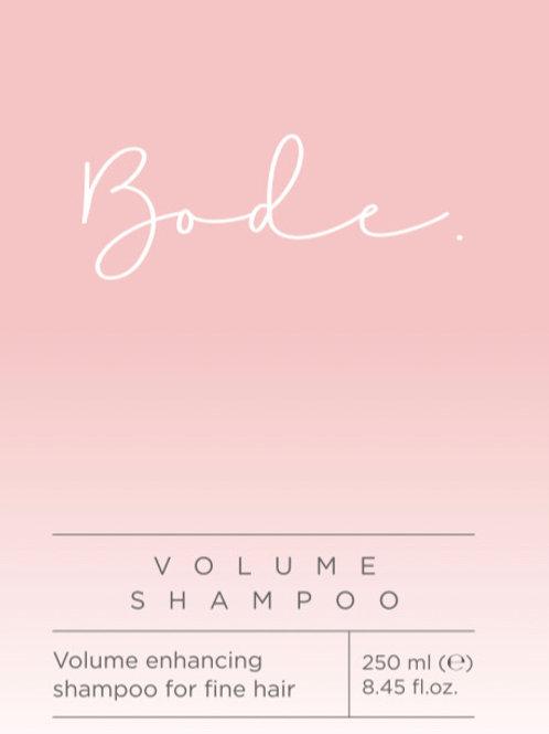 BODE Volume Shampoo