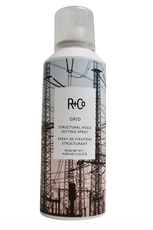 R+Co Grid Structural Hold Setting Spray 150ml
