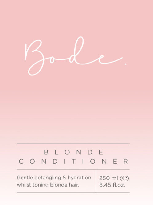 BODE Blonde Conditioner