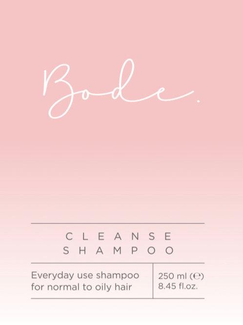 BODE Cleanse Shampoo