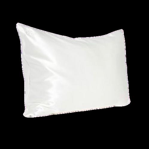 BODE Silk Pillow Case - White