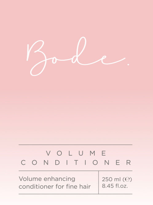 BODE Volume Conditioner