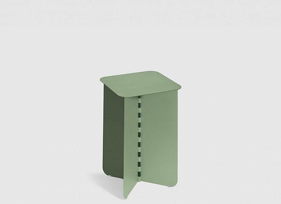 Table basse en métal Small verte