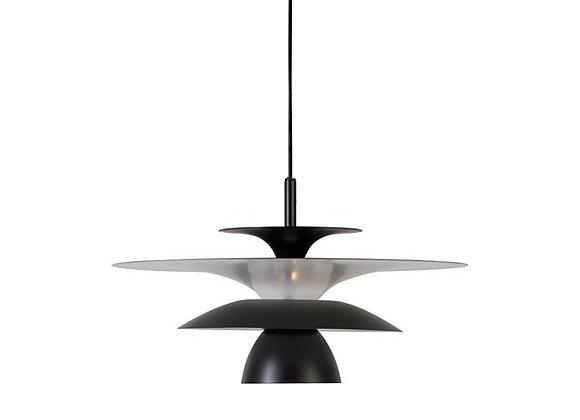 Suspension Picasso noire 38cm de diamètre