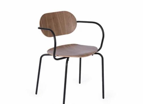 Chaise ML10 Noyer