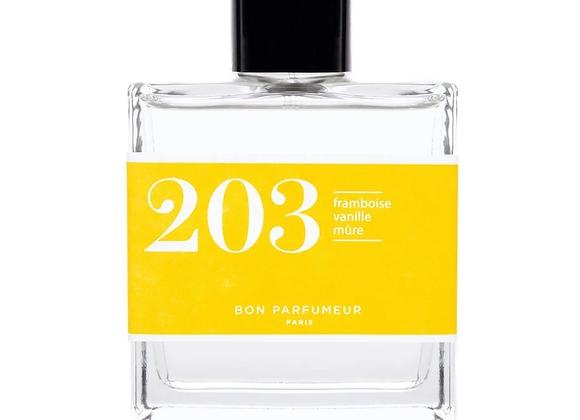 Eau de parfum 203
