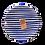 Thumbnail: Assiette diamètre 27cm
