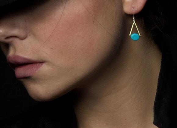 Boucles d'oreilles Ika