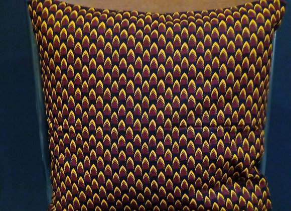 Housse de coussin wax 40x40cm