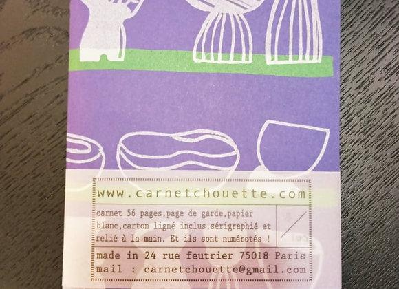 Carnet Collection CERAMIQUE