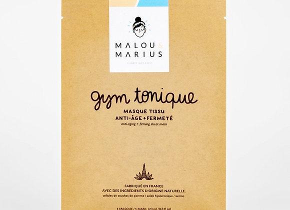 """Masque cosmétique """"gym tonique"""""""