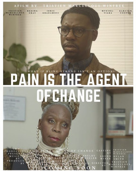 😌Happy Friday #PainIsTheAgentOfChange #